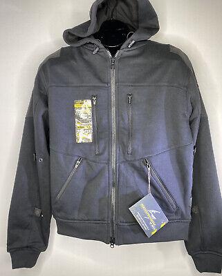 Black 5X-Large Scorpion Covert Hoodie Mens Street Motorcycle Jackets