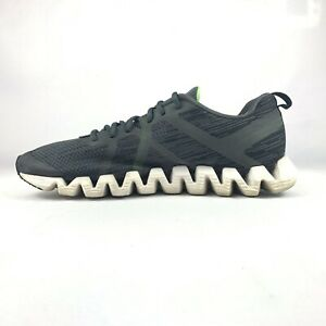 Reebok Zigtech Running Shoes Gray size