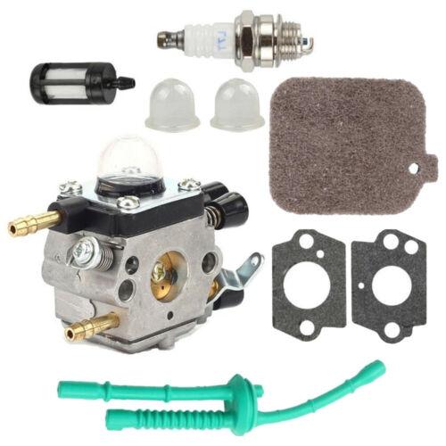 KIT Filtro Aria Carburatore Per Zama Stihl BG55 BG65 BG85 SH55 SH85 Soffiatore BLADE