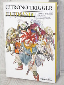CHRONO-TRIGGER-Ultimania-Guide-Book-Nintendo-DS-SE99
