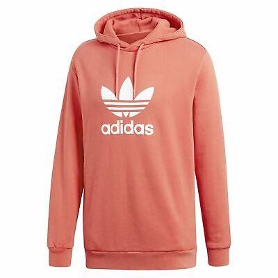Adidas Originaux Trèfle Logo Capuche Rouge Trèfle Rétro HOMME Cordon | eBay