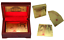 Gold-Plated-Playing-Cards-Poker-Deck-Wooden-Box-amp-99-9-Certificate-24k-Foil thumbnail 28