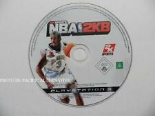 jeu seul NBA 2K8 sur playstation 3 PS3 en francais loose basket 2008 spiel juego
