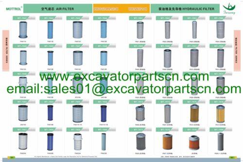 EX100-2 EX100-3 EX100-5 EX220,EX300,EX400-2//3//5  EXHANDLE PILOT VALVE GRIP