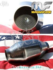 MagnaFlow 200 Zeller Metall Rennkat Katalysator Seat Toledo II 1M2 2.3 V5