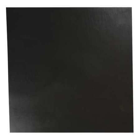 "JAMES 6060-1//16A 12/""x12/"" 1//16/"" Comm Grade Neoprene Rubber Sheet 60A E Black"