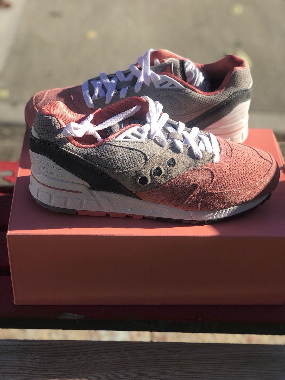 afew x SAUCONY Zapatos SHADOW Maestro 5000 GOETHE s70399-1 Hombre Zapatos SAUCONY Talla 10.5 1a164d