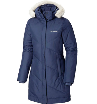 Columbia Womens Size XS Snow Eclipse Mid Length Jacket ...