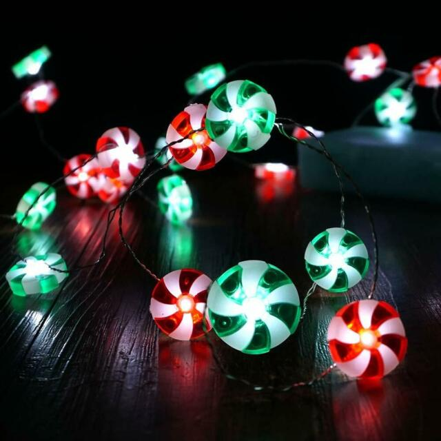 Decorative Lights String Battery Operated 10ft 40LEDs Lights Remote,for Decor