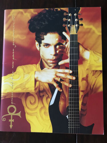 Prince and The New Power Generation Act 1 Program 1993