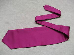 Fringant Garçons Cravate Mariage Cravate Formal Party Une Taille Unique Fin Rose Chaud-afficher Le Titre D'origine