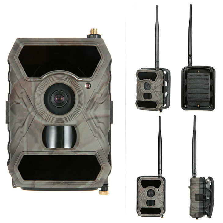 S880G 12MP 3G Scouting Wildlife HD Trail Hunting Camera 56 IR LED-940nm Infrared
