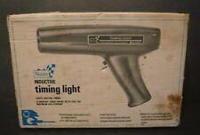 Vtg Sears Inductive Timing Light Model 2821683 Timing Gun Vintage Tune Up Tool