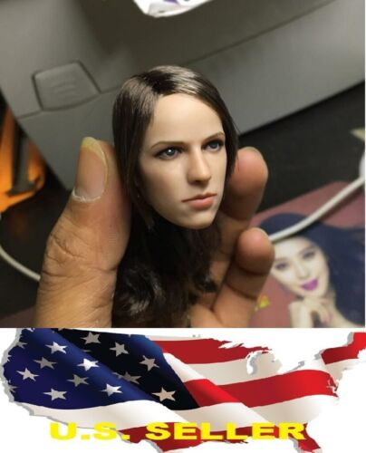 1/6 Metal Gear Solid Quiet Female Head European America Phicen hot toys IN STOCK