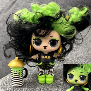 Real-Lol-surprise-doll-Series5-Hairgoals-UltraRare-BHADDIE-Authentic-TTIT
