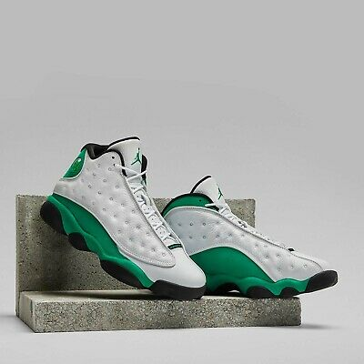 Nike Air Jordan 13 Retro XIII Lucky Green Ray Allen Men Women Kids Shoes Pick 1   eBay