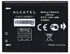 New OEM Alcatel CAB3120000C1 510A OT-800 OT-880a OT-710D 768T Original Battery