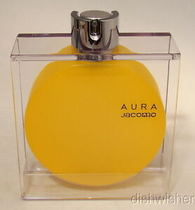 AURA-JACOMO-Women-EAU-DE-TOILETTE-Spray-75ml-2-4-oz-NEW-NWOB-Vintage