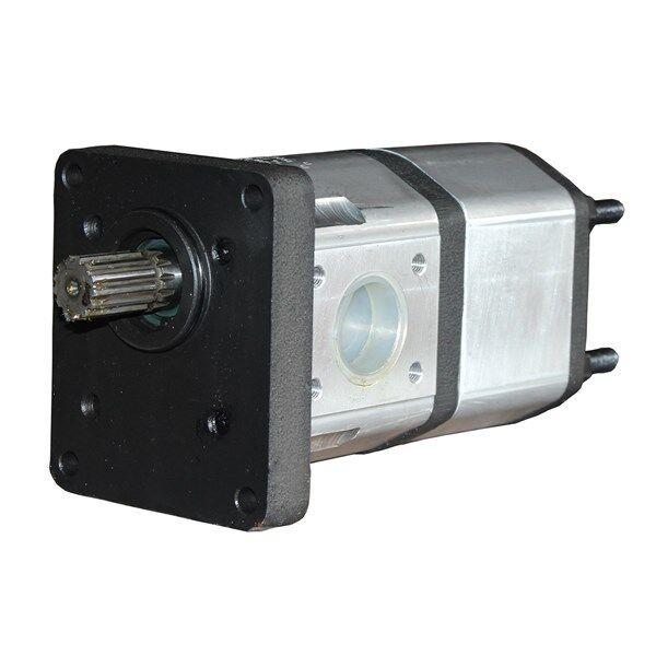 Hydraulische Doppelpumpe Tandempumpe OEM 4212880 28+16 ccm Landini