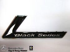 Schriftzug Emblem Black Series original Mercedes Benz 63 / 65 AMG selbstklebend