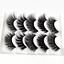 3D-Mink-Eyelashes-5-Pairs-Natural-False-Fake-Long-Thick-Handmade-Lashes-Makeup thumbnail 6