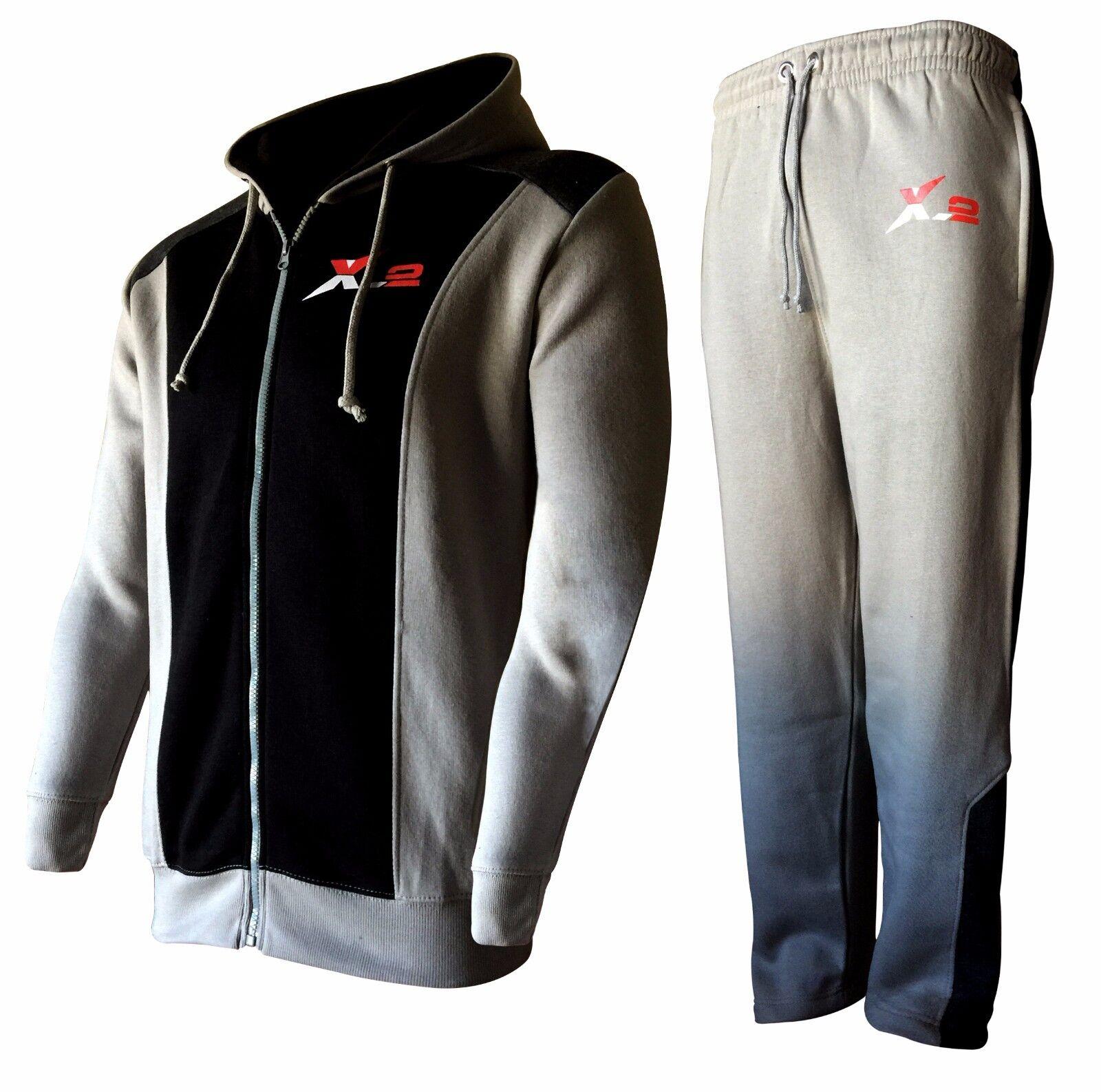 Nike Gym Sweat Towel: Men's Full Zip Athletic Fleece Gym Tracksuit Hooded Top