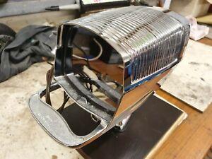 Nuvue Mirror Spotlight Searchlight Vintage Hotrod Lowrider