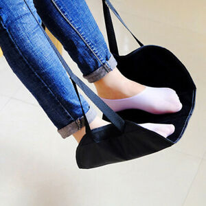 Relax X Due.Details About Foot Rest Relax Travel Airplane Footrest Hammock Carry Flight Leg Pillow Pad Fun