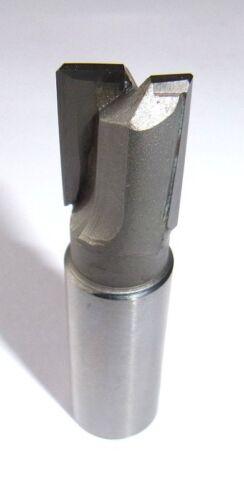 Zweischneider Tauchfräser Nut Fräser Ø 26 mm Schaft 25 mm Schaftfräser *378K*