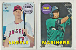 2018-Topps-Heritage-HIGH-NUMBER-You-Pick-a-card-finish-your-set-Base-amp-SPs
