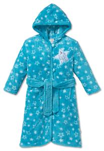 03389cd7454c8 Schiesser Enfant Fille Peignoir de Bain Robe de Chambre Gr ...