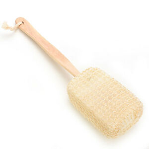 Natural Fiber Brush For Body