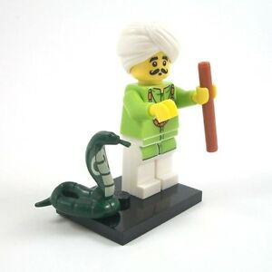 NEW LEGO COLLECTIBLE MINIFIGURE SERIES 13 71008 - Snake Charmer