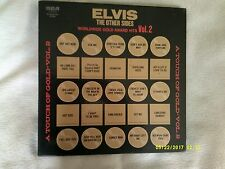 Elvis Presley 'The Other Sides' Worldwide Gold Award Hits Vol 2 Boxed 4 LP
