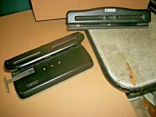 2 Acco 3 Hole Paper Punch 1 Is Mutual 20