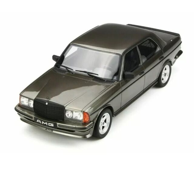 OTTO MOBILE 1980 Mercedes AMG 280 W123 Grey 1:18 LE 999pcs*New Item!