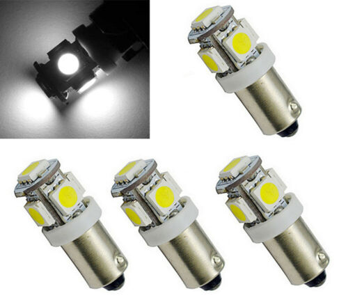 2x 24V LKW Ba9S LED Standlicht TRUCK T4W 5 Power SMD Lampe Xenon Deutsche Post