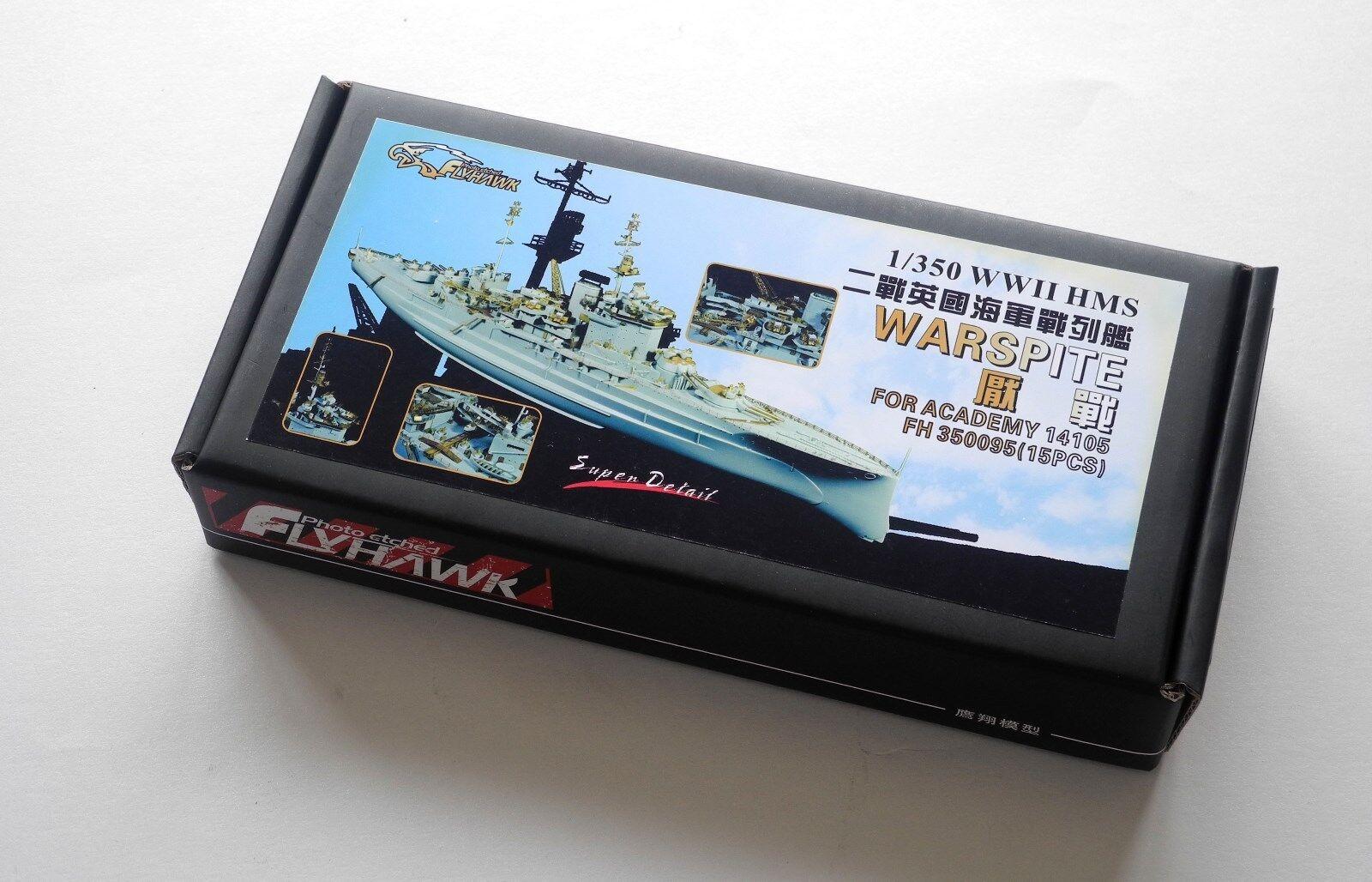 Flyhawk 1 350 350095 HMS Warspit for Academy