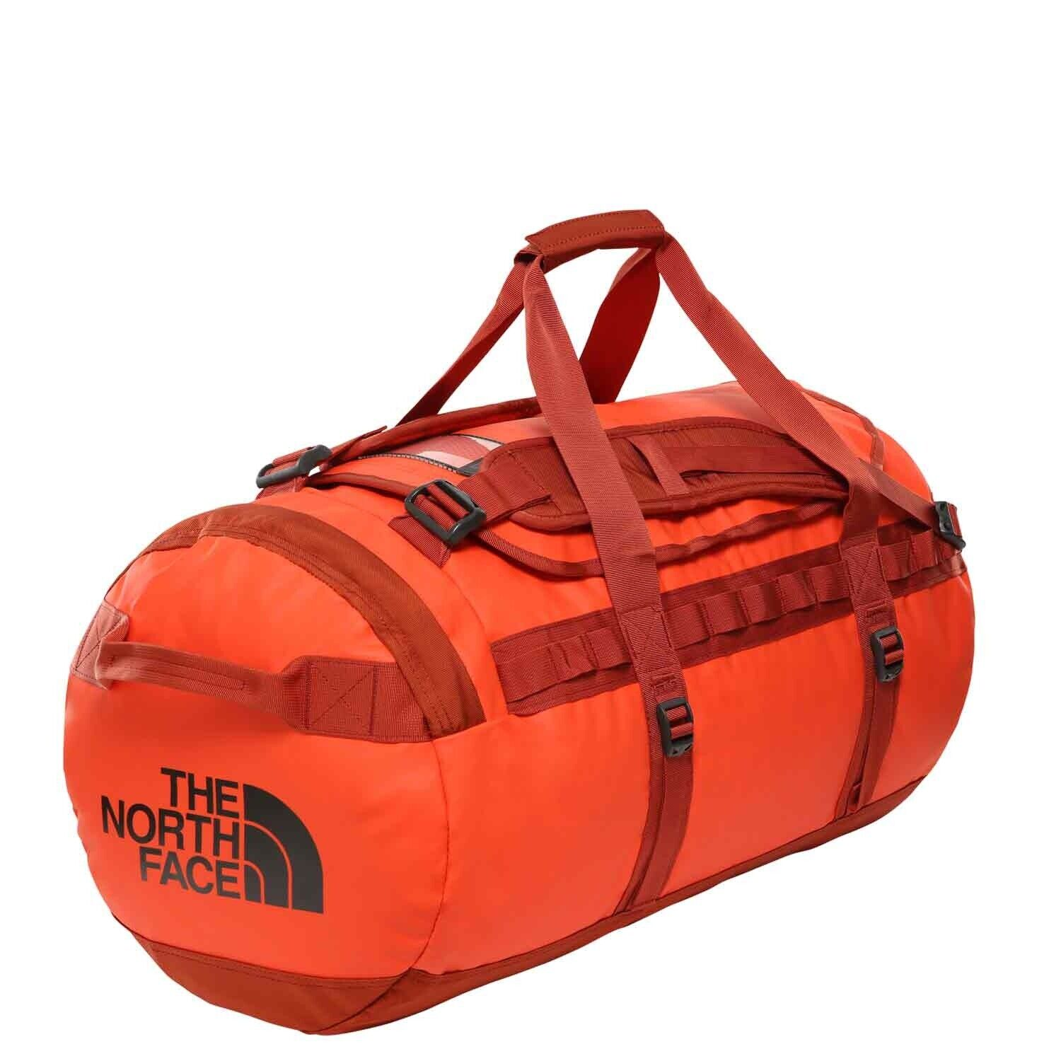 The North Face Reisetasche M Base Camp Duffel M Acrylc orasge Picante