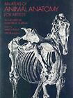 An Atlas of Animal Anatomy for Artists by etc., W. Ellenberger (Paperback, 1956)