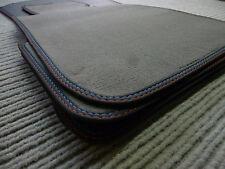 $$$$ Original Lengenfelder Fußmatten passend für BMW E90 E91 M3 3er + GRAU + NEU