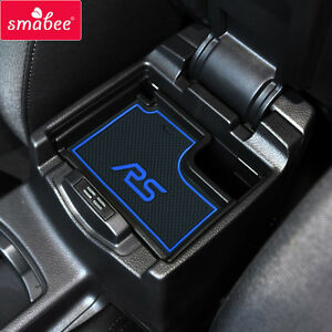 Smabeecar Gate Slot Mats For Ford 2015 Focus Rs Non Slip