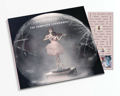Lindsey Stirling - Shatter Me: The Complete Experience-Zinepak [New CD] Ltd Ed,