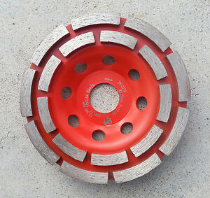 Diamantschleiftopf-doppelreihig-115-mm-Diamant-Schleifteller-Schleifscheibe-Brie