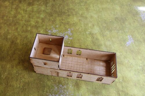 28mm Modular Buildings for Wargamers /& Roleplay 12 inch Church
