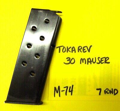 TT Tokarev Magazine Unused Original Russian USSR 8 rounds 7.62x25 TT-33 TT-30