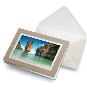 Greetings-Card-Biege-James-Bond-Island-Phuket-Thailand-16174