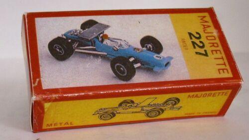 Repro Box Majorette Nr.227 Racer
