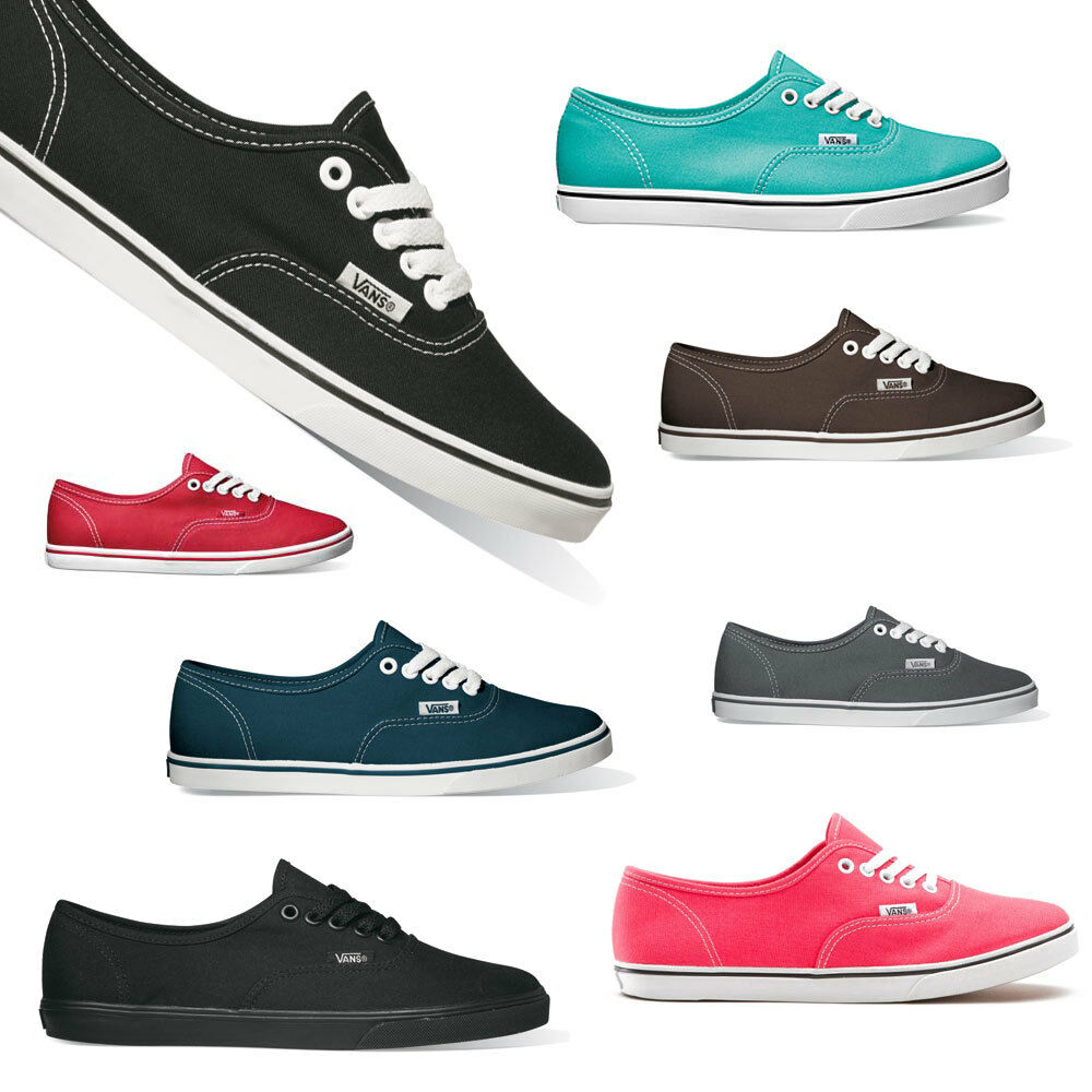 Vans - Authentic Lo Pro - Klassiker - Sneaker Skate Schuhe SF13 - NEU Gr: 36-48