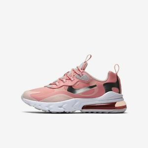 Nike-Air-Max-270-Size-6-Women-039-s-Shoes-Pink-White-Girls-Trainers